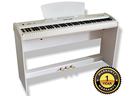 Digital Piano 88 Gradually Weighted Keys 3  (WH) Pedals Brand New