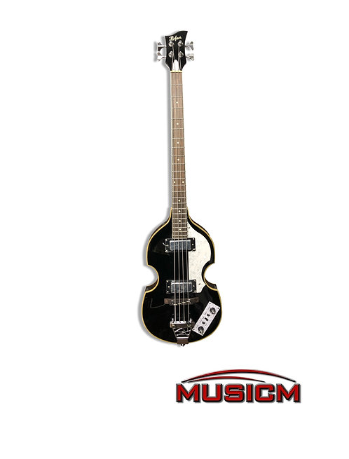 Black Hofner Violin Bass