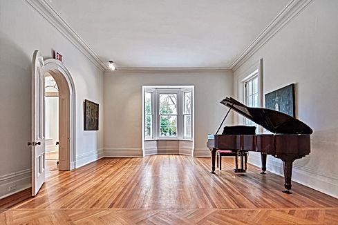 Joplin Room Piano