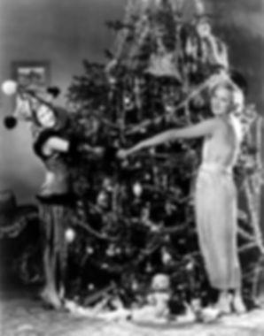 Vintage Christmas Paty Prince Edward Couny