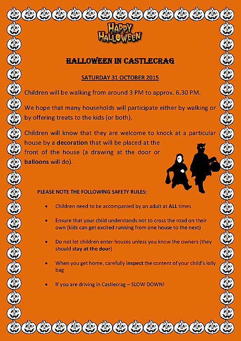 halloween 2015 page 2 - Halloween Party Rules