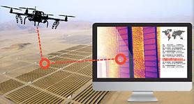SISDRON. Sistema aéreo de supervisión de plantas industriales.