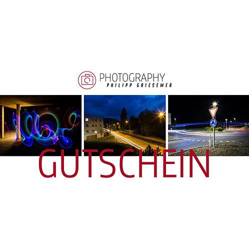 ------------- Gutschein ------------- Workshop Nachtfotografie