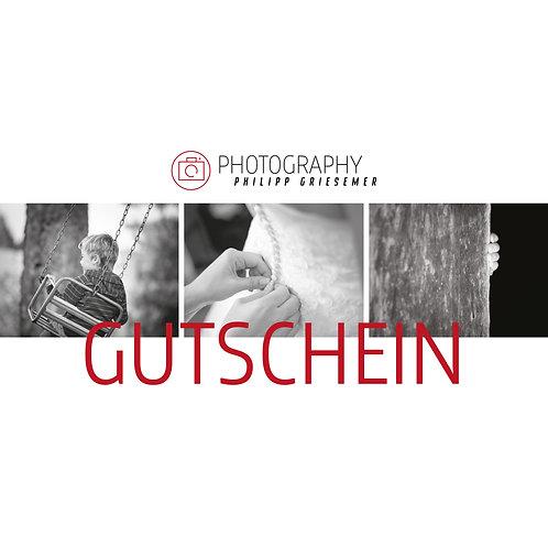 --------------- Gutschein --------------- Philipp Griesemer Photography
