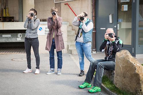 - Workshop Grundlagen Fotografie - 10. April 2021