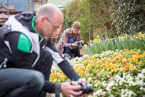 - Workshop Grundlagen Fotografie - 27. März 2021