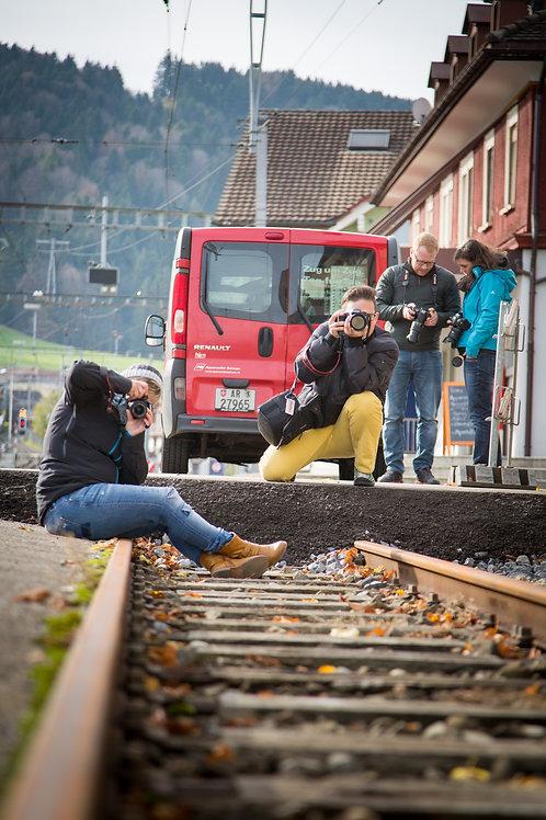 - Workshop Grundlagen Fotografie - 13. November 2021