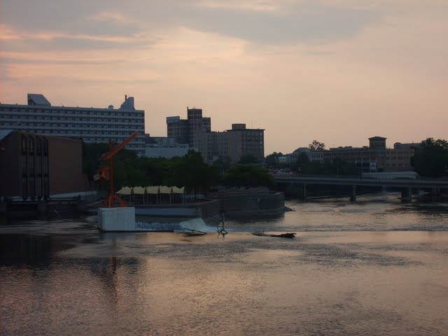 South Bend Cityscape