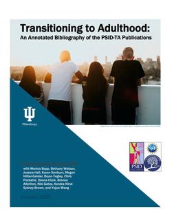 Transitioning to Adulthood - PSID-TA