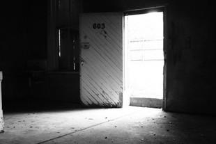 A door as a social symbol...