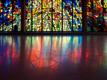 New Sanctuary Design Unveiled