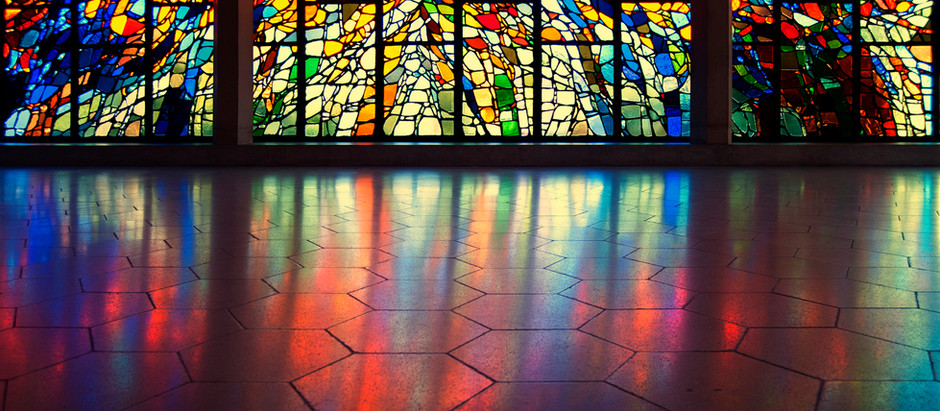 """Living with gratitude"" Sermon by Vicar Sarah Kretschmann"