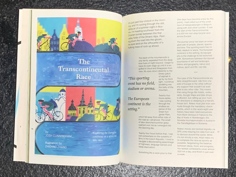 Inside Editorial Illustration