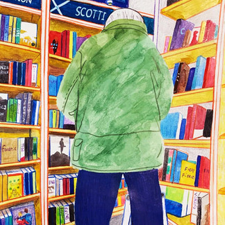 Scotland Bookshop