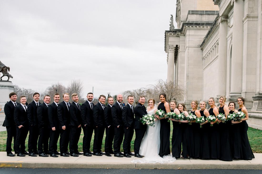 St. Louis Wedding Photographer, St. Louis Wedding Videographer, Willow St. Louis Wedding Photographer, St. Louis Wedding Photo and Video, Black and White Wedding, Willow St. Louis Wedding Venue