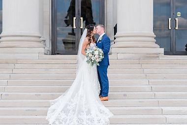 St. Louis Wedding Venue The Last Hotel St. Louis Wedding Photographer St. Louis Wedding Videographer
