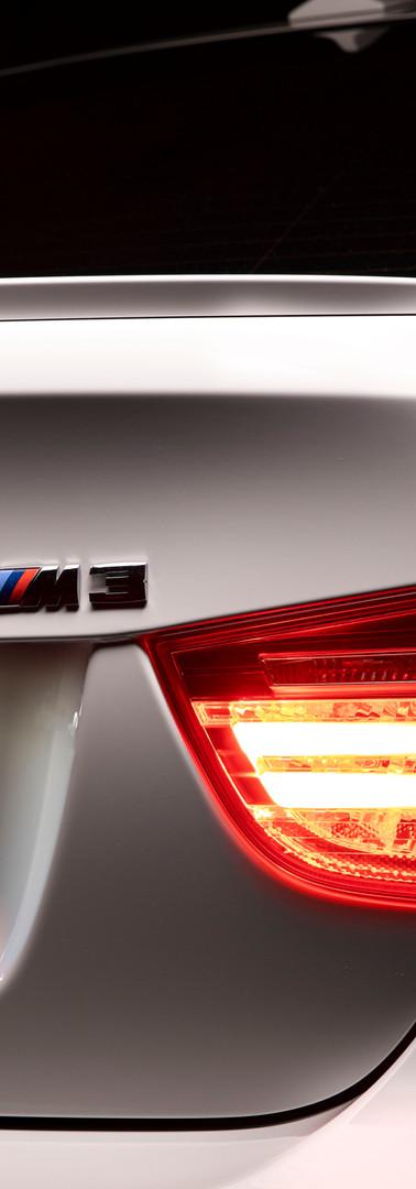 BMW E90 M3 Tail