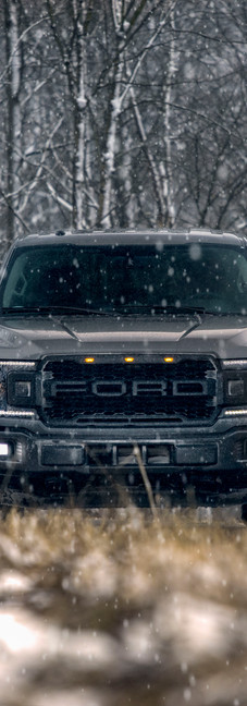 Built FORD Snow