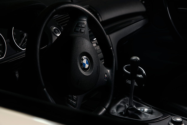 E82 Interior