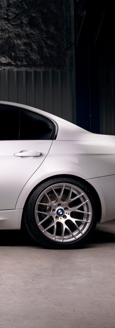 BMW E90 M3 Profile
