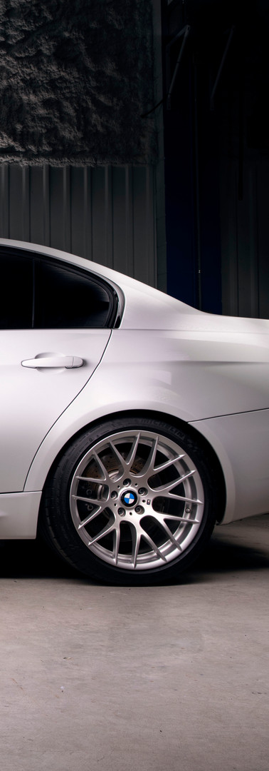 BMW E90 M3 Profile