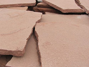 Red Flagstone