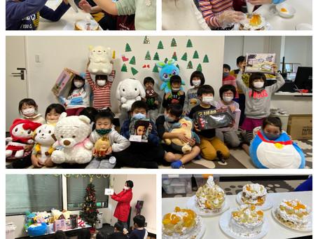 12月イベント クリスマス会