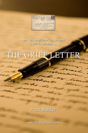 The Grief Letter (Cover)