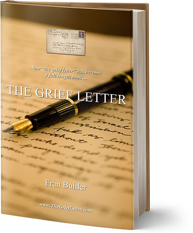 The Grief Letter (Book)