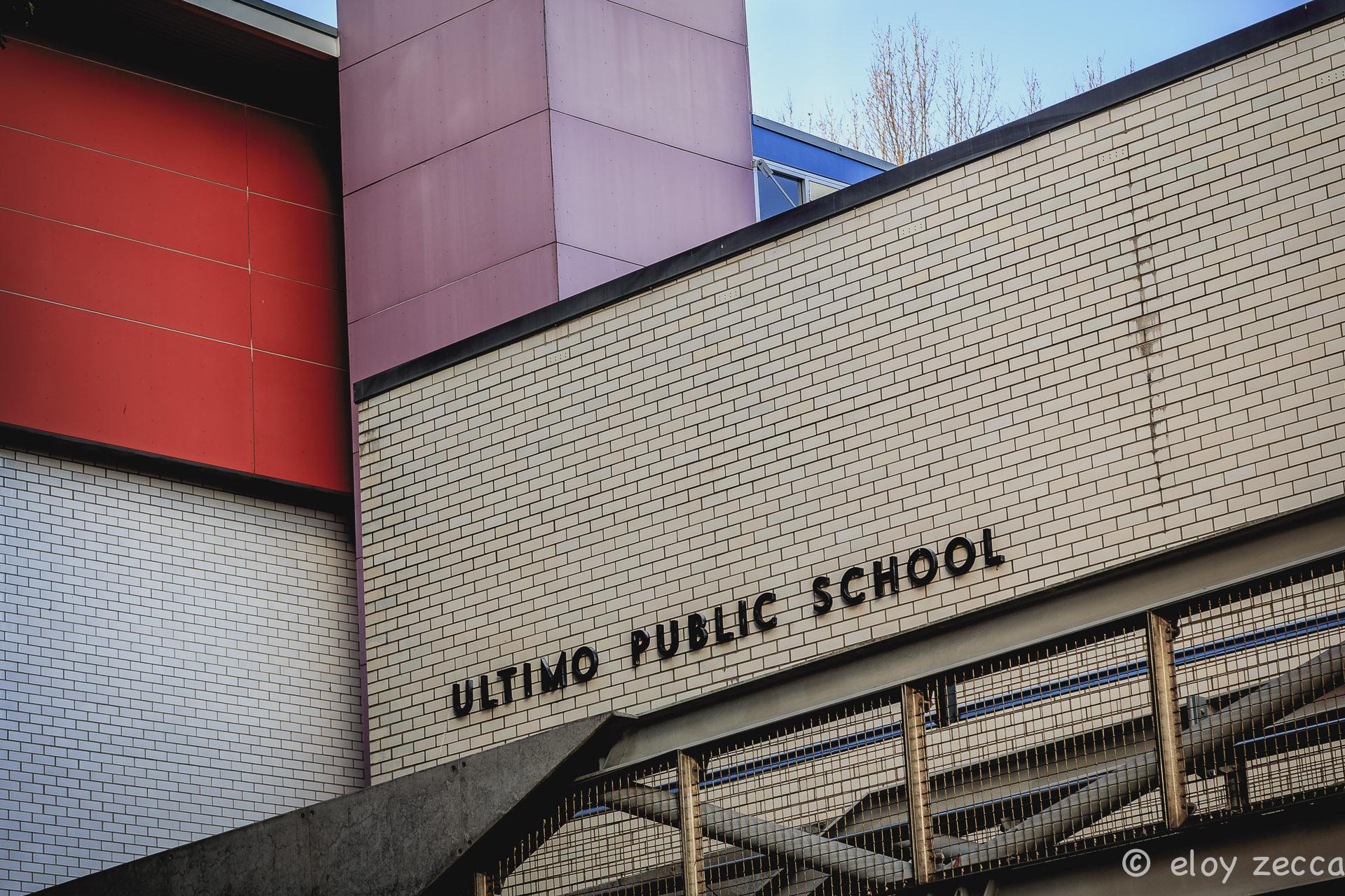Ultimo Public School.