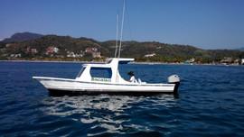 Pesca deportiva y recorridos en lancha