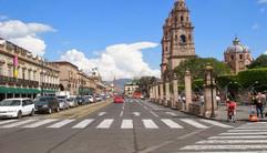 Tour a la ciudad de Morelia