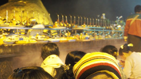 Golden Rock (Myanmar): il risveglio dello spirito.