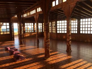 unsere Meditations-Halle