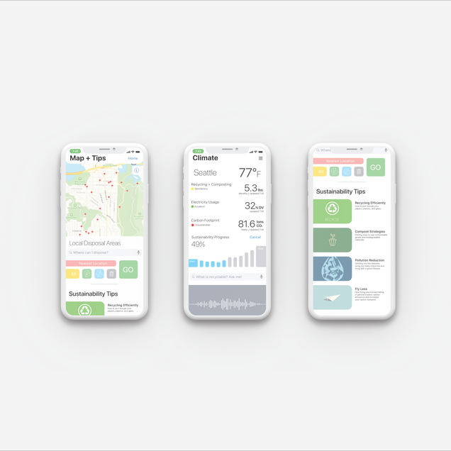 UX: Apple Climate