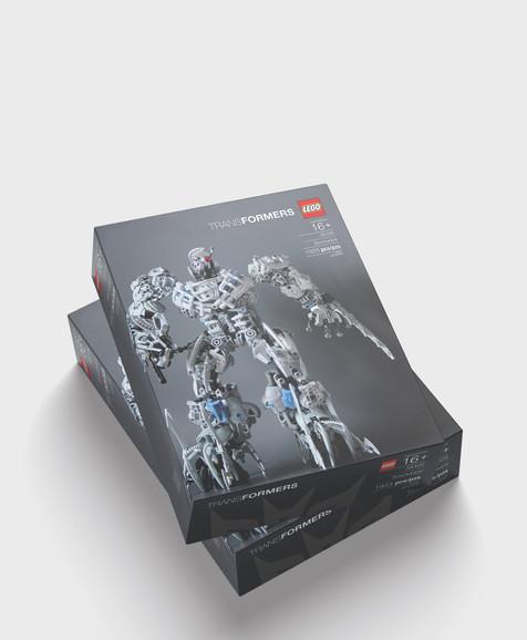 Product Design: LEGO Shockwave