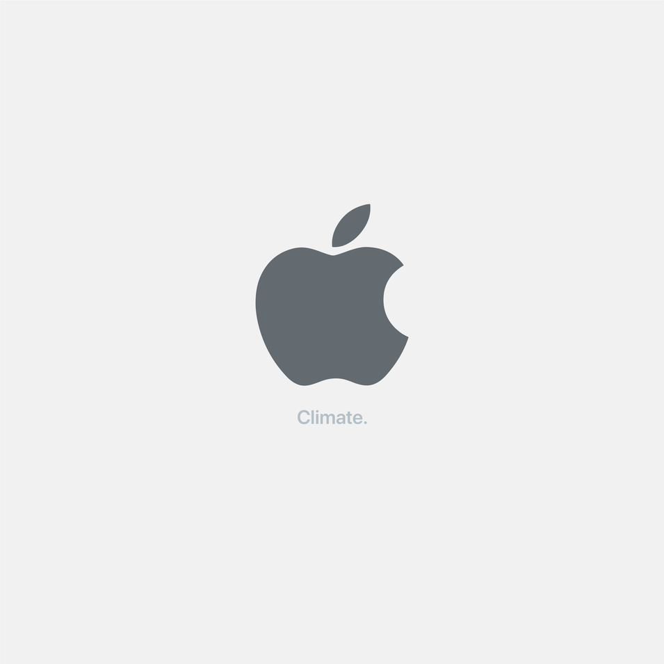 Apple Design / Climate Future Vision