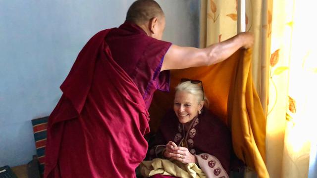 Ziji Rinpoche in Tso Pema