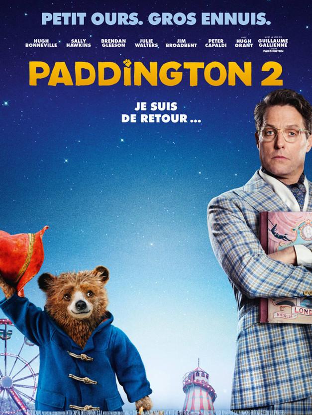 Mercredi 5 août : Paddington 2