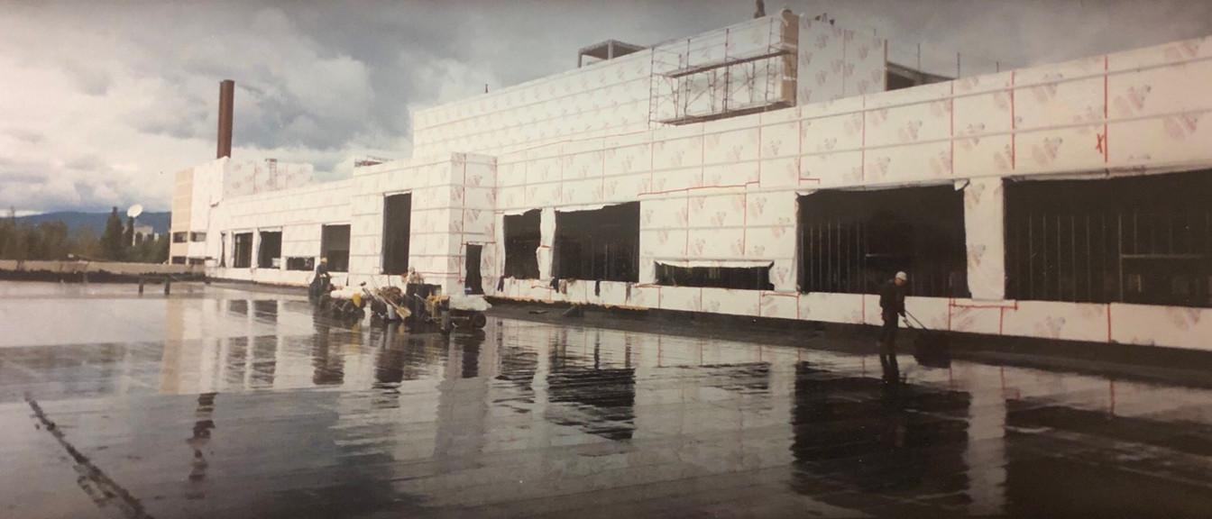 Westridge Science Building UAF