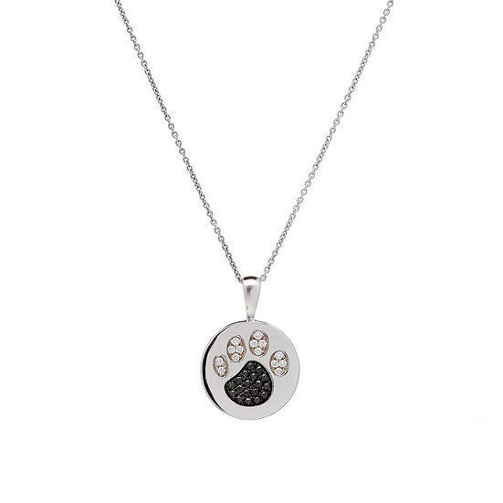 Paw Pendant - We serenade our furry friends