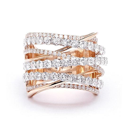 Multi Band Ring