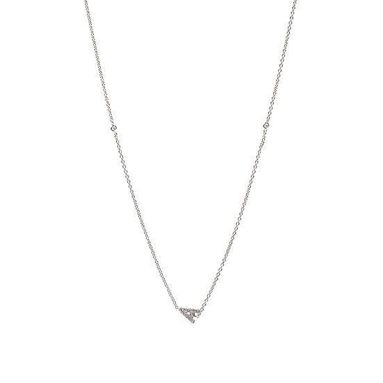Single Letter Necklace
