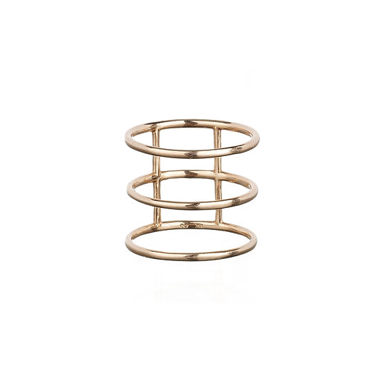 Triple Midi Ring