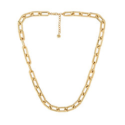 Large Link Chain Necklace