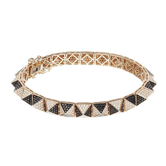 Pyramid Bracelet