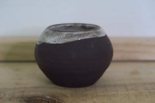 Hand thrown pot #4