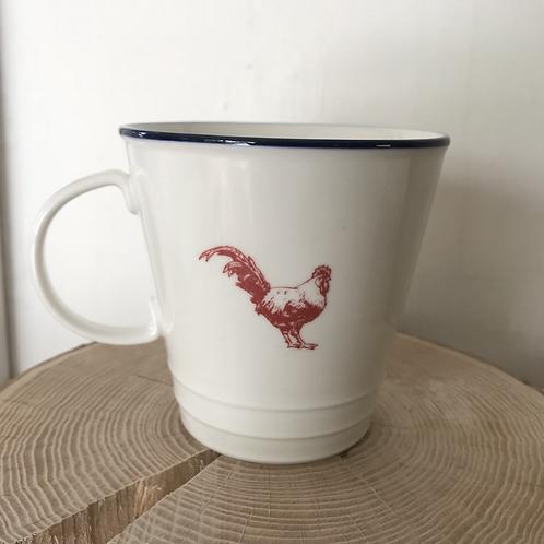 'The Big Boss' farmhouse mug