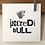 Thumbnail: 'Incredibull' postcard