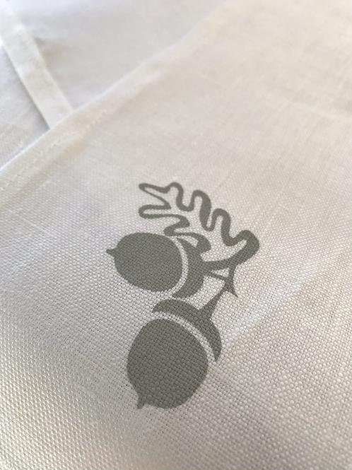 100% Irish Linen tea towel